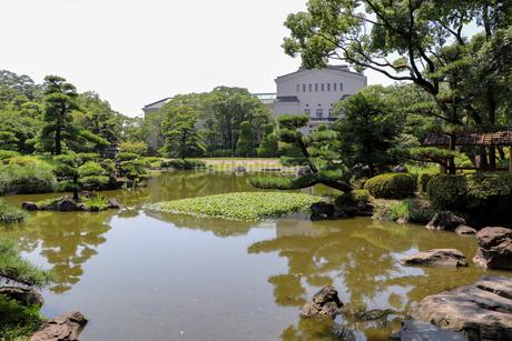 大阪天王寺・慶沢園の写真素材 [FYI03150725]