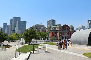大阪・中之島の風景の写真素材 [FYI03150748]