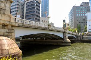 大阪中之島・難波橋の写真素材 [FYI03150749]