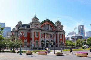 大阪中之島・中央公会堂の写真素材 [FYI03150756]