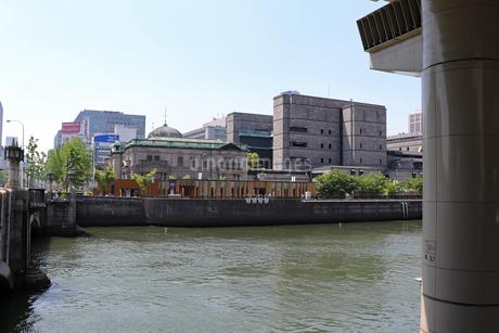 大阪・堂島川と中之島の写真素材 [FYI03150762]