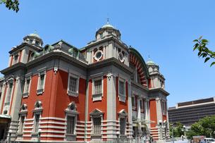大阪中之島・中央公会堂の写真素材 [FYI03150767]