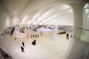 ウェストフィールド ワールドトレードセンター(Westfield World Trade Center)の写真素材 [FYI03150801]