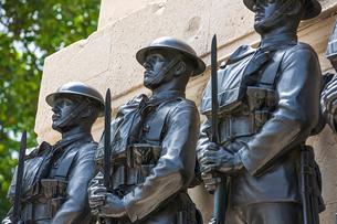 第一次世界大戦記念碑の写真素材 [FYI03151373]