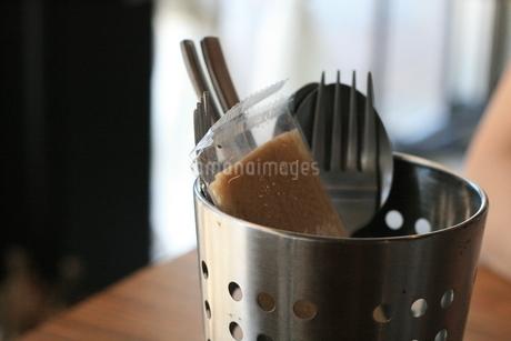 食器の写真素材 [FYI03151566]