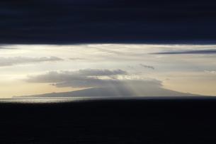 大島の射光の写真素材 [FYI03151896]