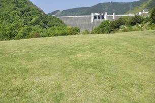 宮ヶ瀬ダムの写真素材 [FYI03152166]