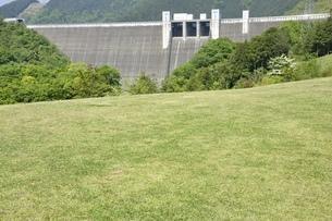 宮ヶ瀬ダムの写真素材 [FYI03152167]
