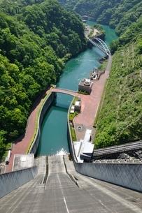 宮ヶ瀬ダムの写真素材 [FYI03152182]