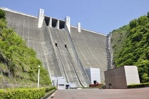 宮ヶ瀬ダムの写真素材 [FYI03152185]