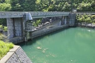 宮ヶ瀬副ダムの写真素材 [FYI03152196]