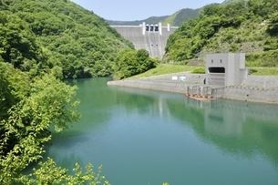 宮ヶ瀬ダムの写真素材 [FYI03152197]