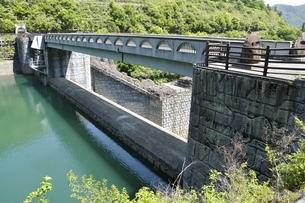 宮ヶ瀬副ダムの写真素材 [FYI03152198]
