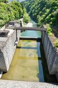 宮ヶ瀬副ダムの写真素材 [FYI03152202]