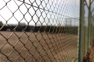 フェンスの写真素材 [FYI03152227]