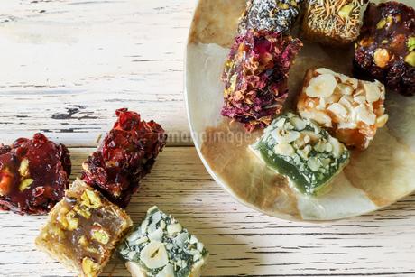 トルコのお菓子の写真素材 [FYI03152309]