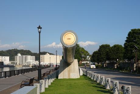 横須賀のヴェルニー公園の写真素材 [FYI03152562]
