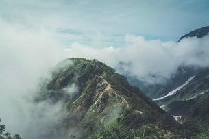 五竜岳 日本 富山県 黒部市の写真素材 [FYI03153113]