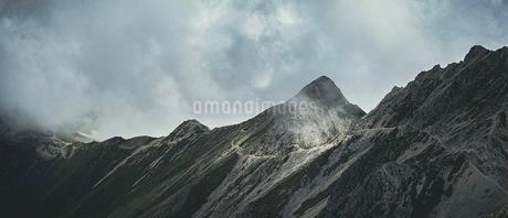 五竜岳 日本 富山県 黒部市の写真素材 [FYI03153114]