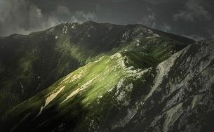 山 風景の写真素材 [FYI03153117]