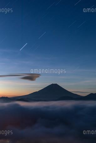 櫛形山 日本 山梨県 富士川町の写真素材 [FYI03153169]