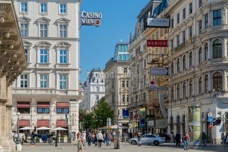 ウィーンの写真素材 [FYI03153336]