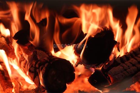 炎の写真素材 [FYI03153607]