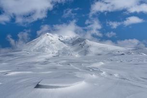 旭岳 Japan Hokkaido Kamikawa Districtの写真素材 [FYI03153750]