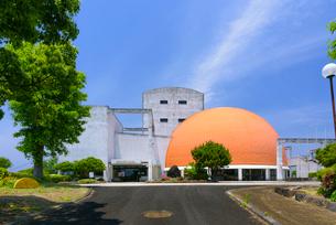 日本マンダリンセンターの写真素材 [FYI03153821]