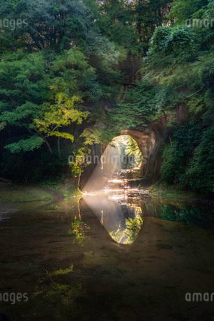 濃溝の滝 日本 千葉県 君津市の写真素材 [FYI03153844]
