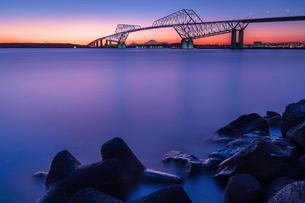東京ゲートブリッジ 日本 東京都 江東区の写真素材 [FYI03153932]