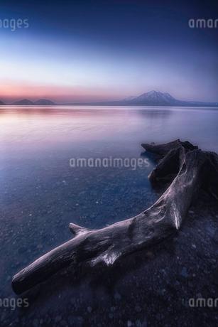 支笏湖 日本 北海道 千歳市の写真素材 [FYI03153997]
