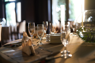 レストランの写真素材 [FYI03154748]