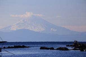 富士山の写真素材 [FYI03155323]