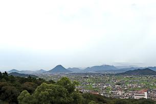 香川・讃岐平野の写真素材 [FYI03155346]