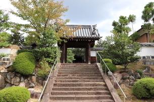 京都伏見・海宝寺の写真素材 [FYI03155475]
