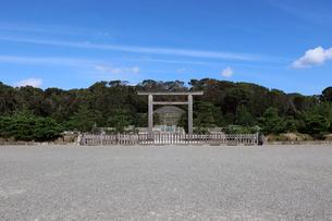 京都・伏見桃山陵の写真素材 [FYI03155507]