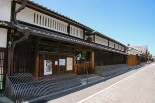 京都伏見・月桂冠大倉記念館の写真素材 [FYI03155521]