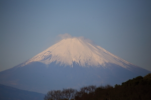富士山の写真素材 [FYI03155529]