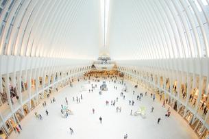 ウェストフィールド ワールドトレードセンター(Westfield World Trade Center)の写真素材 [FYI03155777]