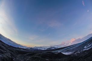 アイスランド・氷の洞窟(ヴァトナヨークトル)の写真素材 [FYI03155861]