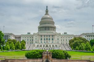 アメリカ合衆国議会議事堂(United States Capitol)の写真素材 [FYI03155919]