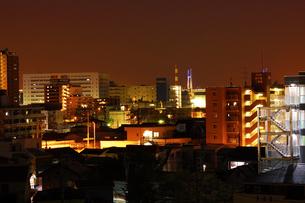 横浜の街並みの写真素材 [FYI03155940]