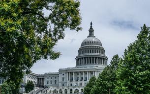アメリカ合衆国議会議事堂(United States Capitol)の写真素材 [FYI03156112]