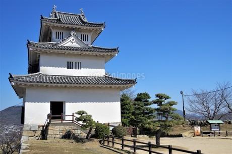 現存12天守・丸亀城天守閣の写真素材 [FYI03156348]