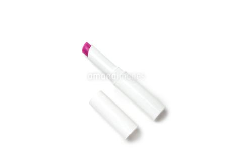 口紅のクローズアップの写真素材 [FYI03157270]