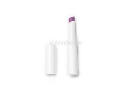 口紅のクローズアップの写真素材 [FYI03157276]