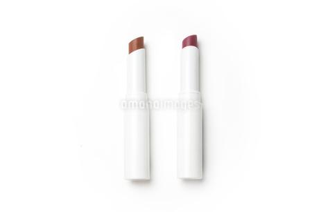 口紅のクローズアップの写真素材 [FYI03157279]
