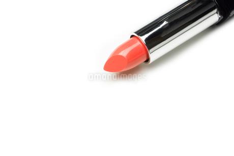 口紅のクローズアップの写真素材 [FYI03157285]