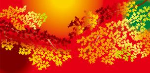 秋のイラスト素材 [FYI03157474]